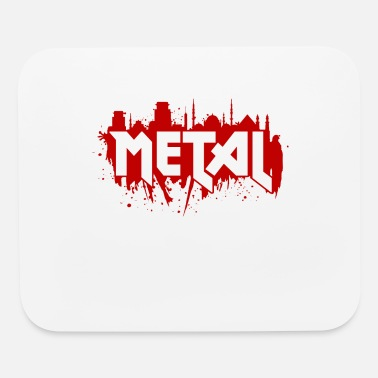 Heavy Metal Music Heavy Metal - Mouse Pad