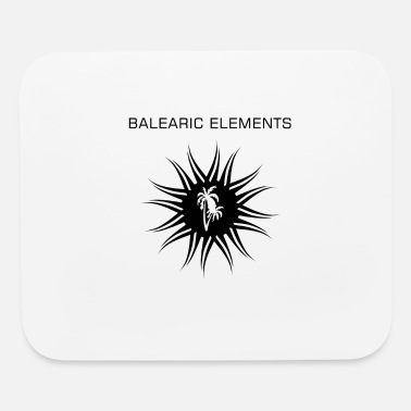 Balearic Elements Logo - Mouse Pad