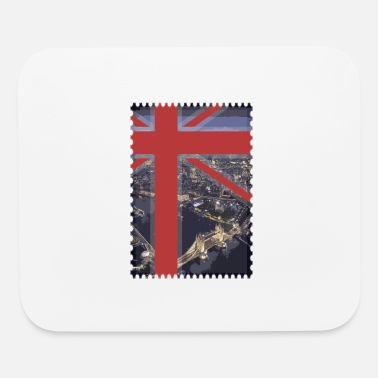 Collections Stamp collecting - Mouse pad Horizontal