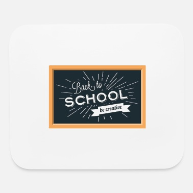 Back To School Back To School Background - Mouse Pad