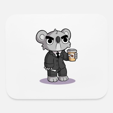 Grumpy In The Morning Grumpy Koala - Mouse Pad