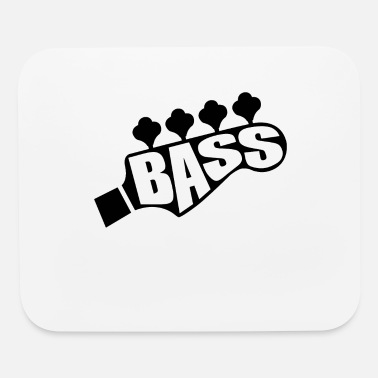 Bass Player The Bass Player - Mouse Pad