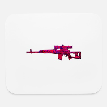 Rifle Sniper Rifle - Mouse Pad