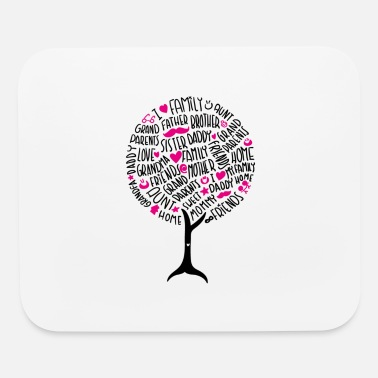 Family Reunion Family reunion art family tree - Mouse Pad