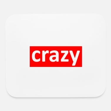 Crazy Eights Crazy - Mouse Pad