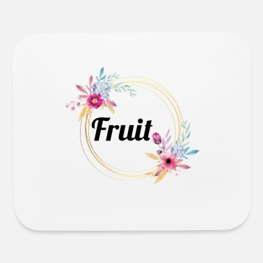 Fruit Tree Fruit - Mouse Pad