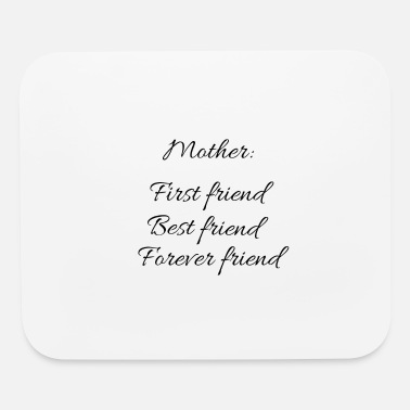 Motherday Mother Motherday Mom Friend mum gift - Mouse Pad