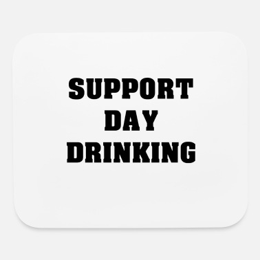 Day Drinking - Mouse Pad