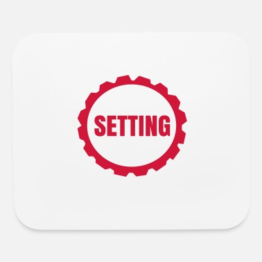 Set SETTING - Mouse Pad