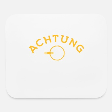 Flash Turning on the wheel Trigger gift for photographer - Mouse Pad