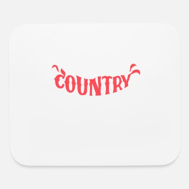 Countries Country - Mouse Pad