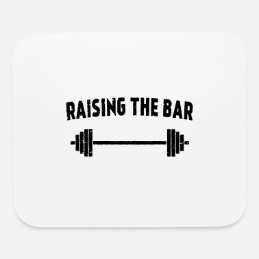 Training Raising the bar 01 - Mouse Pad