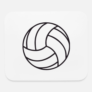 Volley volley new - Mouse Pad
