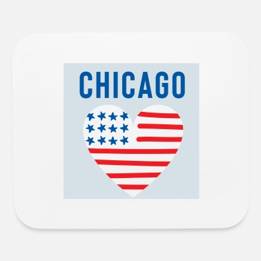 Chicago chicago - Mouse Pad