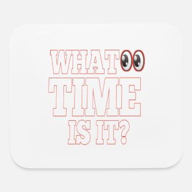 Bar Hop What time is it? - Mouse Pad