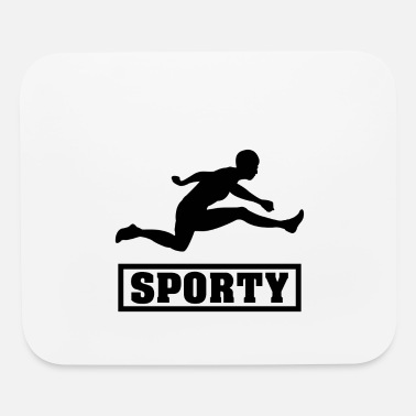 Sporty sporty - Mouse Pad