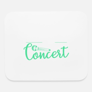 Kindergarten Teaching is my Concert Funny Teacher Gift Idea - Mouse Pad