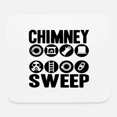 Chimney Sweep Chimney Sweep - Mouse Pad