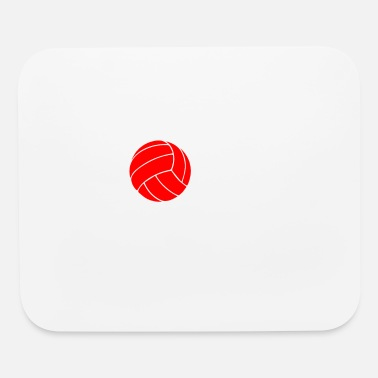 Christmas Love Volleyball Player Gift Idea - Mouse Pad