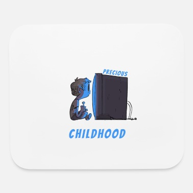 Childhood Precious Childhood - Mouse Pad