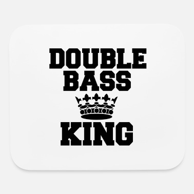 Concert Double Bass - Mouse Pad