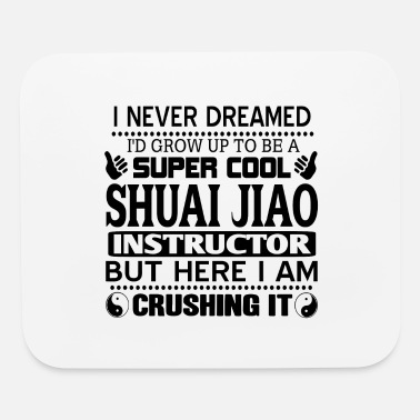 Grappling Shuai Jiao - Mouse Pad