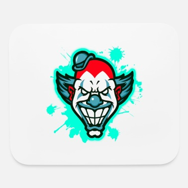 Cape The JOKER T-Shirt - Mouse Pad