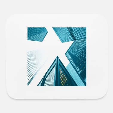 Building Buildings - Mouse Pad