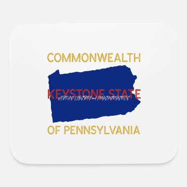 Commonwealth Commonwealth of Pennsylvania - Mouse Pad