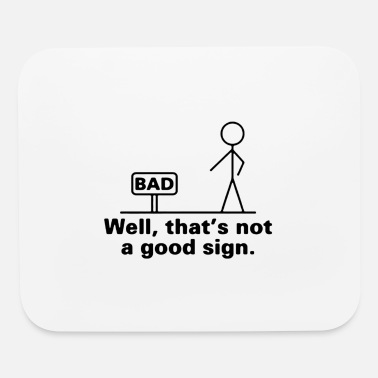 Bad Bad well - Mouse Pad