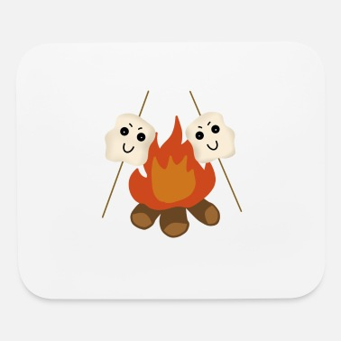 Camp camping - Mouse Pad