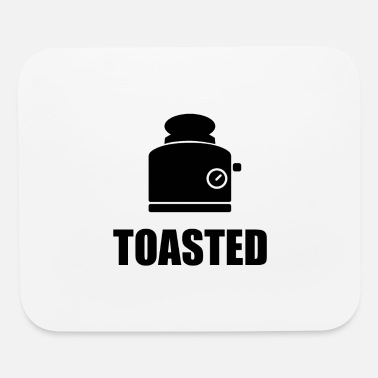 Fraternity Toasted Toaster Funny - Mouse Pad