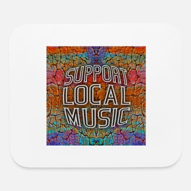 Marchingband Support Local Music - Mouse Pad