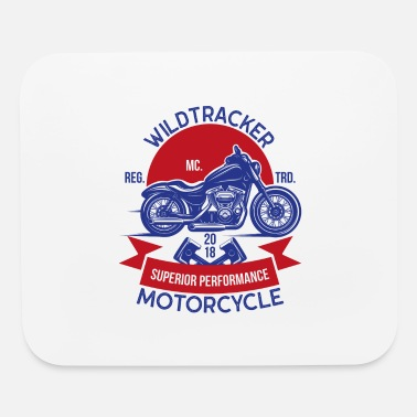Motorcycles Wildtracker superior performance motorcycle bike - Mouse Pad