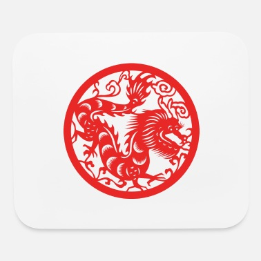 Chinese New Years - Zodiac - Year of the Dragon - Mouse Pad