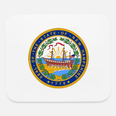 New Hampshire - Mouse Pad