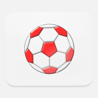 Regulation Football Football - Mouse Pad