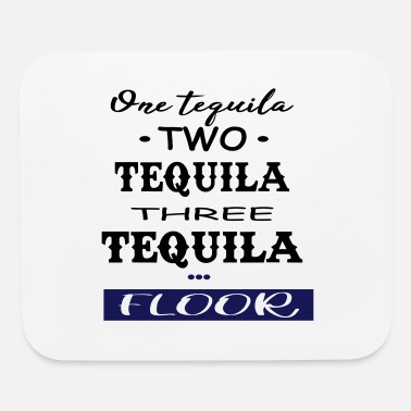 Floor Tequila And The Floor - Mouse Pad