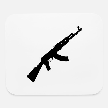 Rifle rifle - Mouse Pad