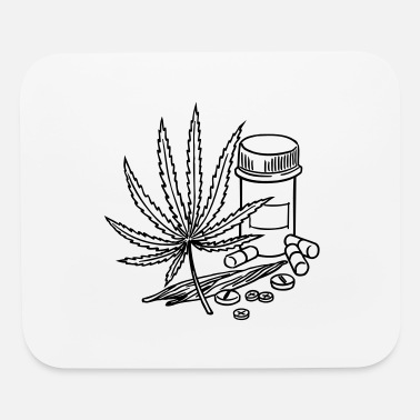 Drugs Drugs - Mouse Pad