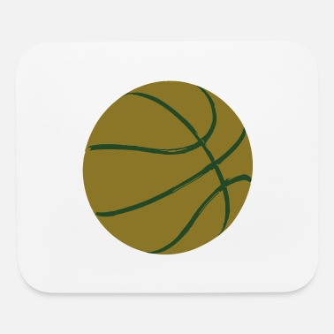 Basket basket-ball - Mouse Pad