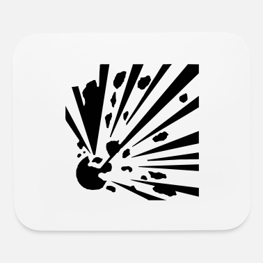 Explosion Explosive! - Mouse Pad