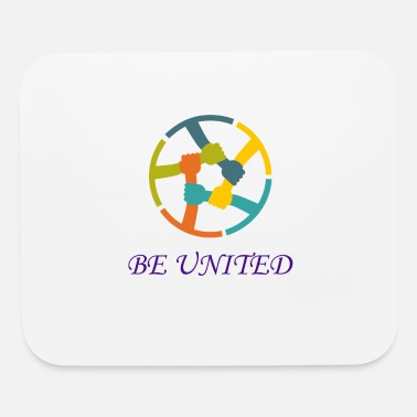United BE UNITED - Mouse Pad