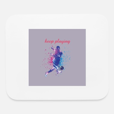 Playing Playing - Mouse Pad