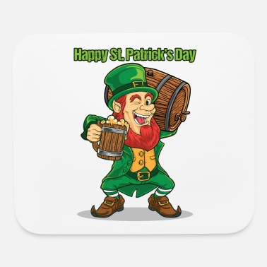 Happy St. Patrick Day - Mouse Pad
