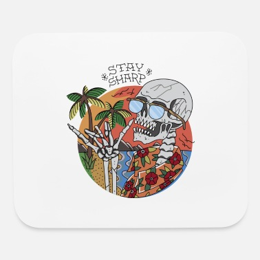 Stay Sharp - Mouse Pad