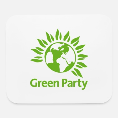 Party Green Party - Mouse Pad