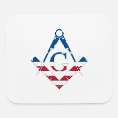 Charity USA Freemasonic symbol - Mouse Pad
