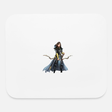 Girl Elven Elf The Elf Kiletra - Mouse Pad
