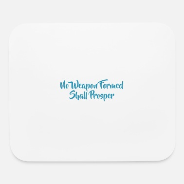 Form No Weapon Formed - Mouse Pad